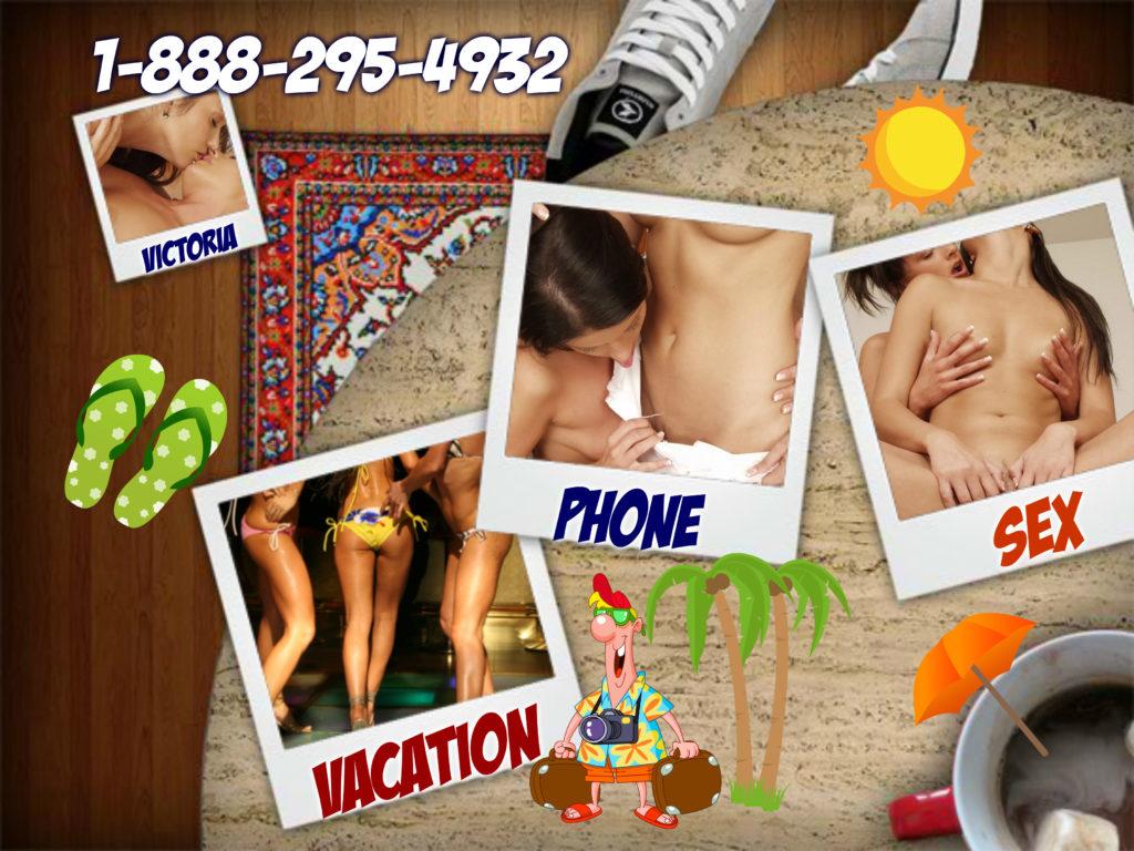 Vacation Phone Sex