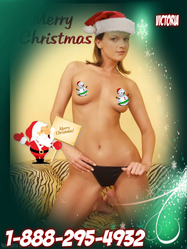 Christmas phone sex